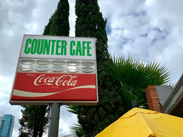 Counter Cafe lamar original