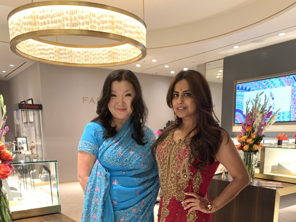 LCA Houston Faberge Diwali 2020 Yoon Smith Ruchi Mukherjee