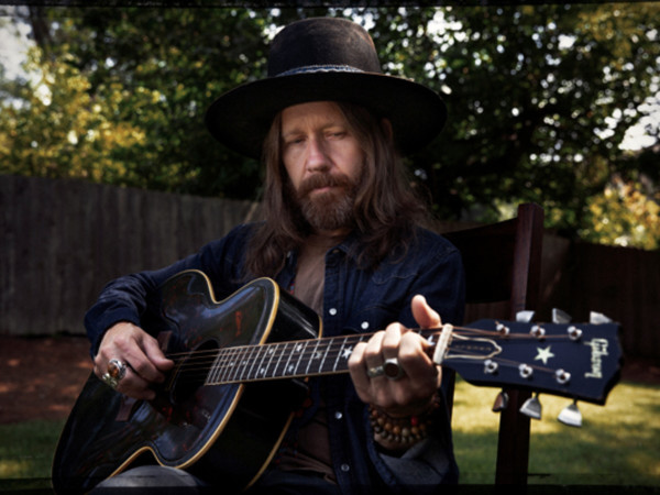 Charlie Starr of Blackberry Smoke