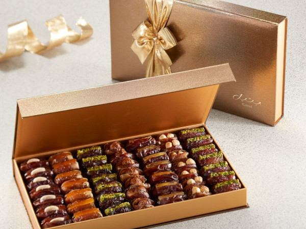 Bateel dates midas box