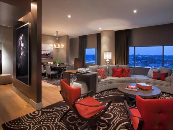 W Austin EWOW suite