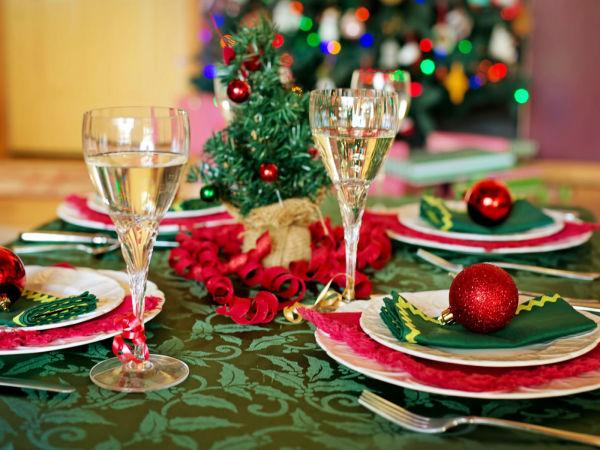 Christmas Xmas dinner
