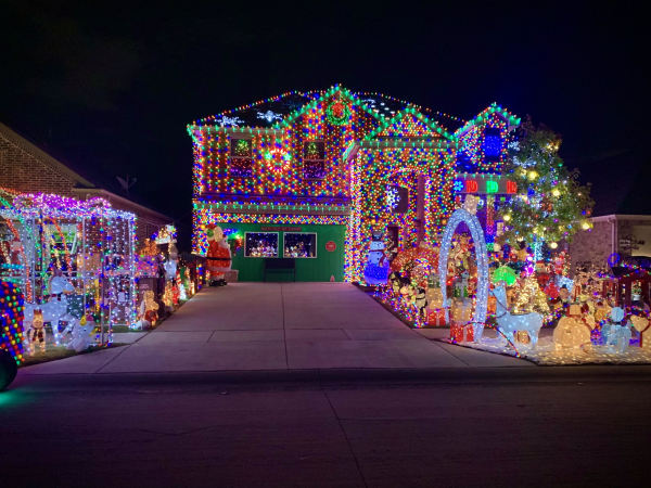 Burkman Holiday Home of Frisco