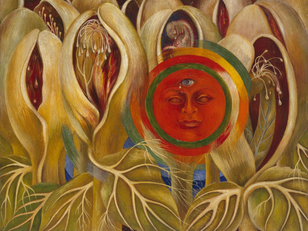 "Dallas Museum of Art presents ""Frida Kahlo: Five Works"""