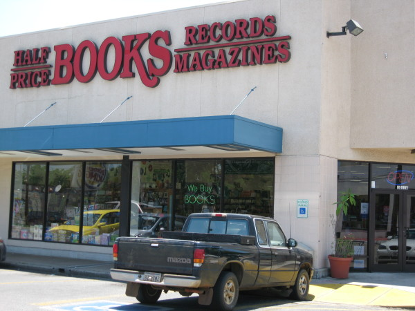 Half Price Books Montrose