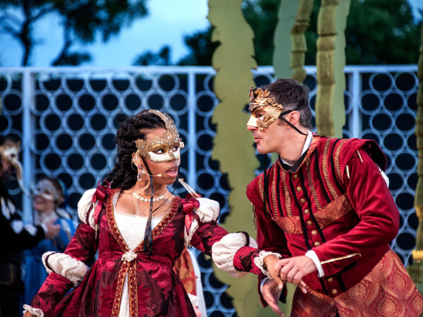 Shakespeare Dallas presents Much Ado About Nothing