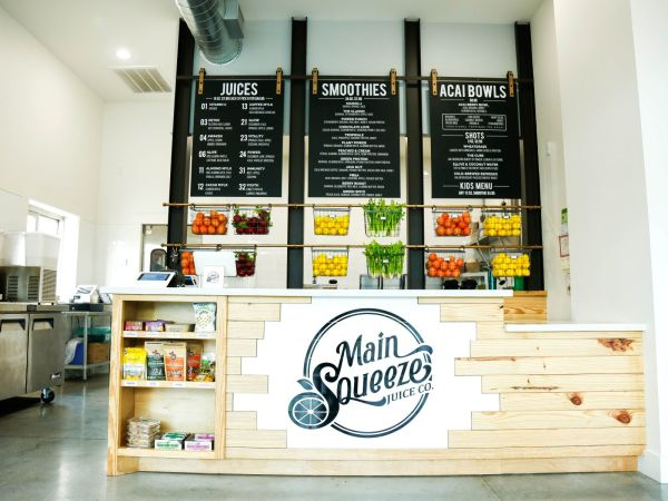 Main Squeeze Juice Co.