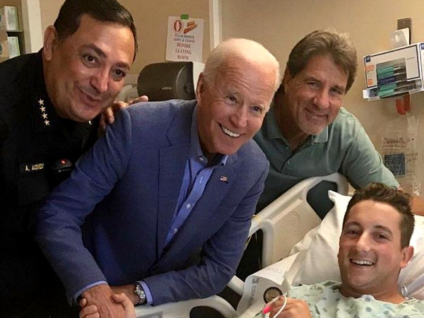 Joe Biden HPD officer Taylor Roccaforte