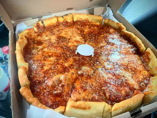 Chicago's Original pizza