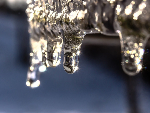freeze houston ice water drip