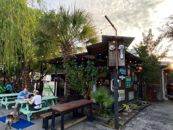 Onion Creek patio