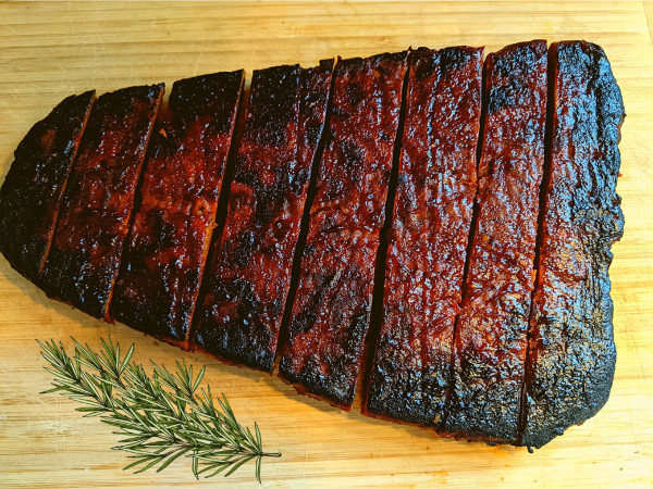 Boneless Butcher vegan ribs