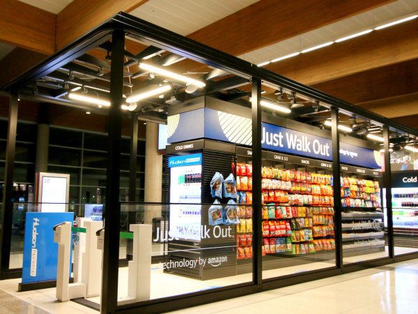 Hudson store Love Field