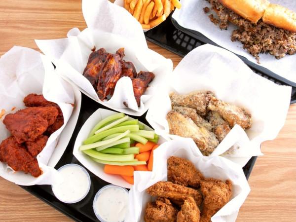 Wing City chicken