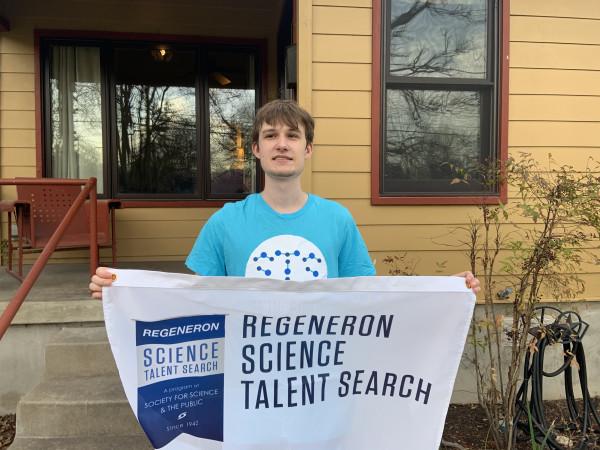 Sam Christian science winner Austin