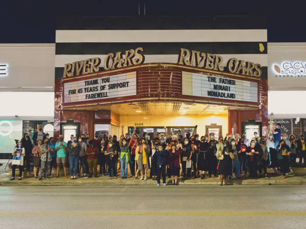 River Oaks Theatre final show close