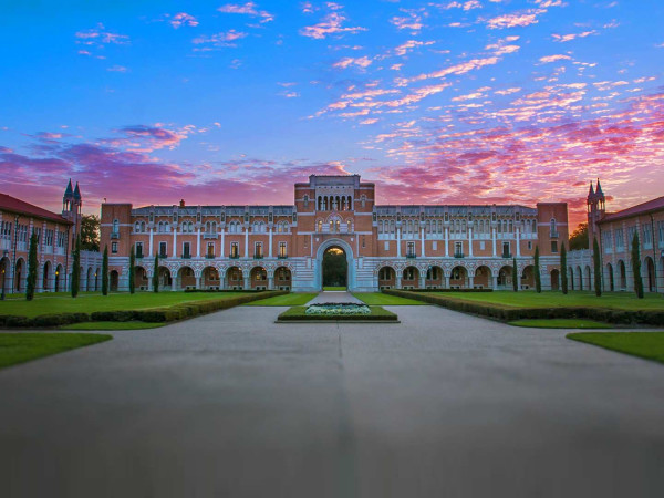 Rice University Lovett Hall