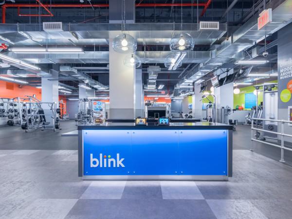 Blink Fitness Heights Northline