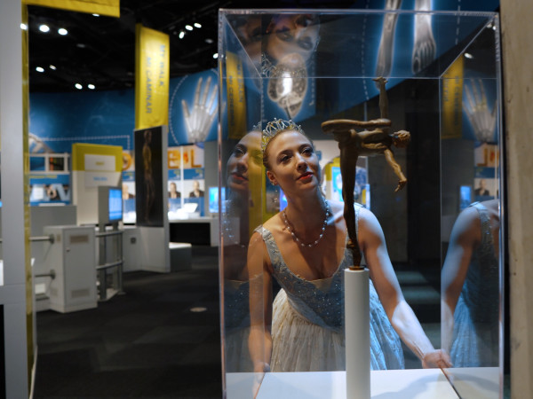 Samantha Pille, Texas Ballet Theater, Perot Museum