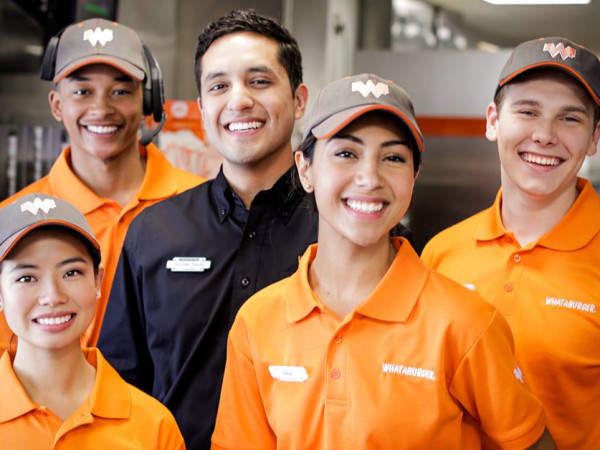 whataburger employees