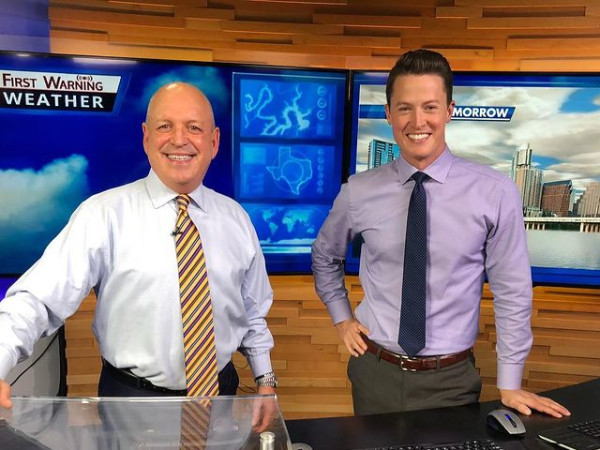 David Yeomans and Jim Spencer KXAN Austin