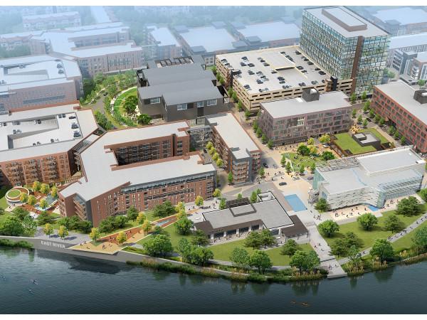 East River EaDo Midway houston