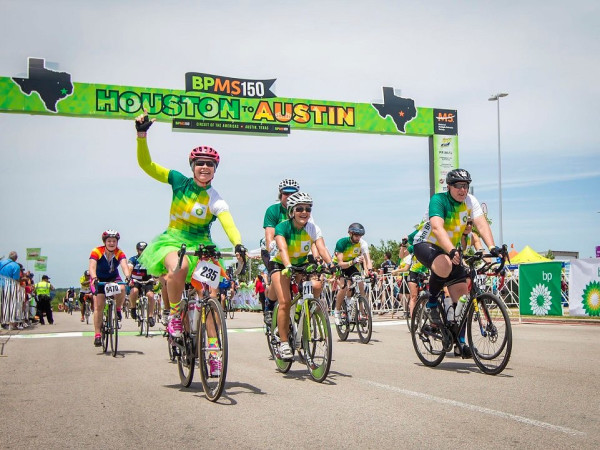 MS 150 Texas Houston