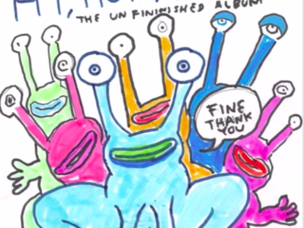 Daniel Johnston art