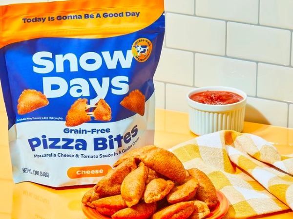 Snow Days Austin pizza snacks