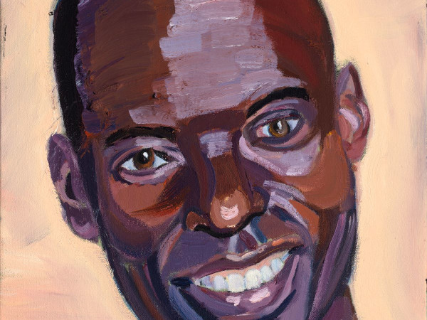 Gilbert Tuhabonye portrait by George W. Bush