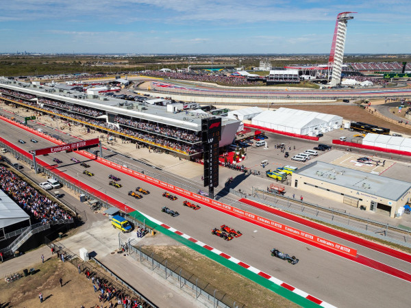 U.S. Grand Prix at COTA