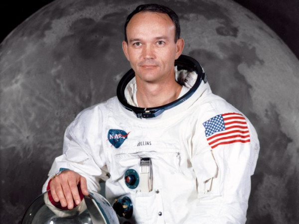 Michael Collins Apollo 11