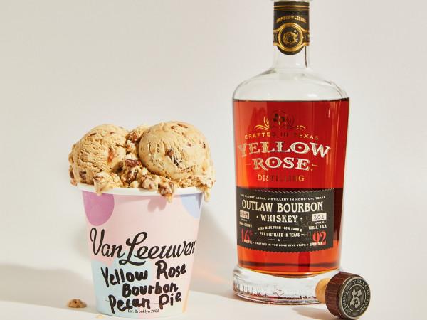 Van Leeuwen Yellow Rose bourbon