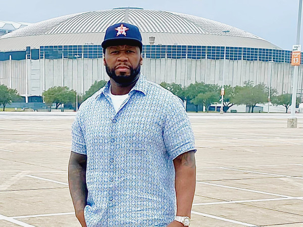 50 Cent Houston Astrodome