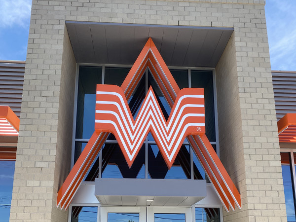 Whataburger new look Austin