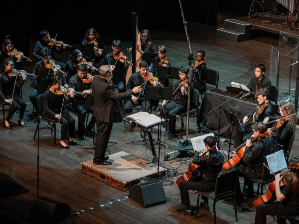 Youth Orchestra of San Antonio