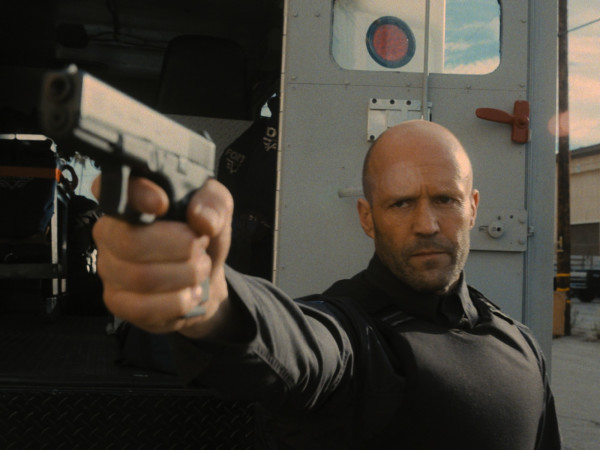Jason Statham in Wrath of Man