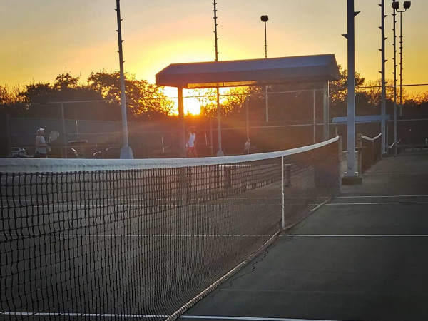 Pharr Tennis Center Austin