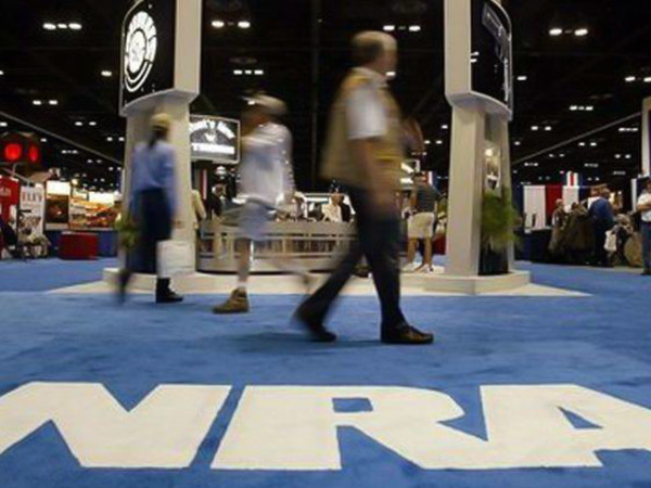 NRA National Rifle Association convention crowd generic