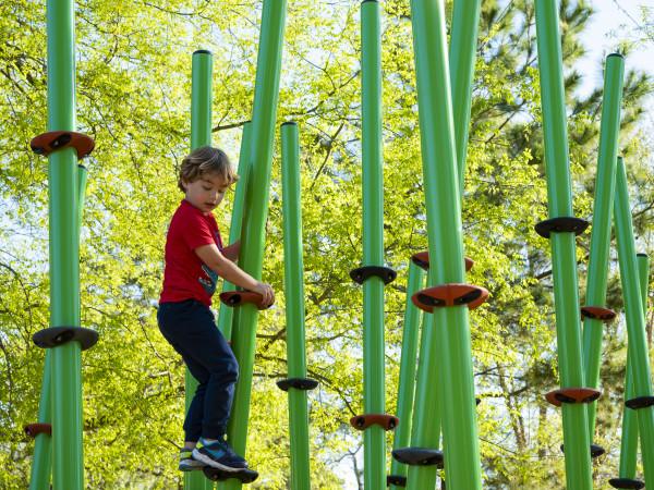 Houston Arboretum Nature Playscape