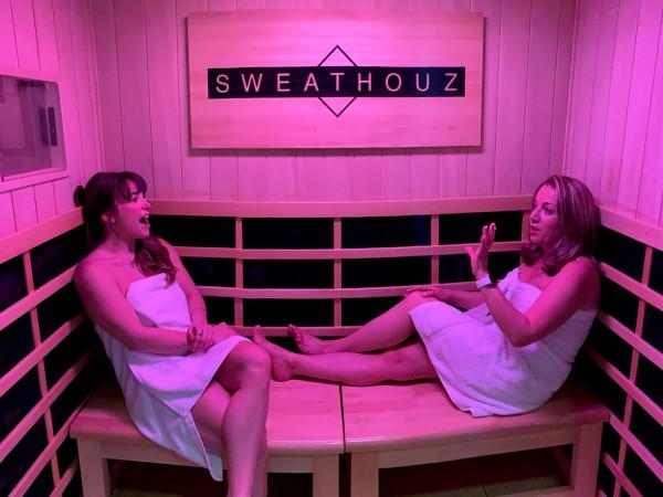 SweatHouz sauna studio