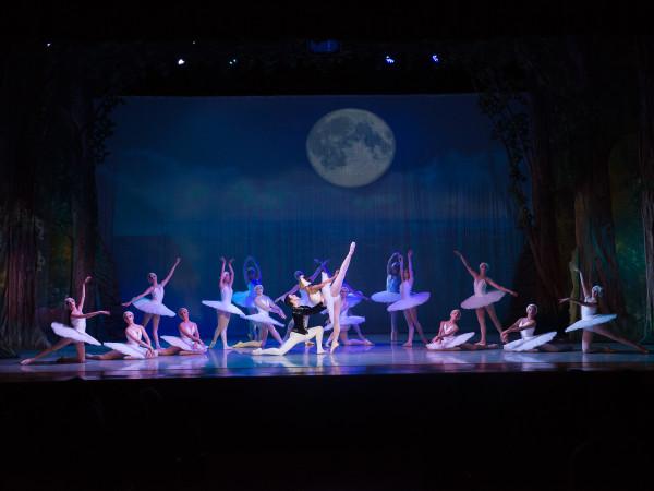 "Children's Ballet San Antonio ""Swan Lake"""