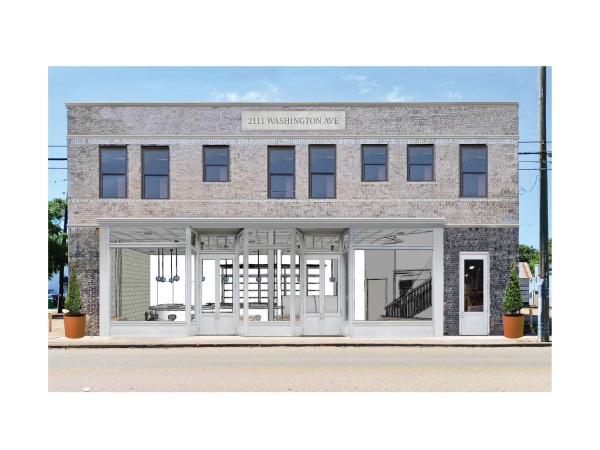 Old Sixth exterior rendering