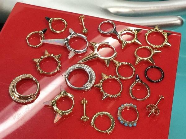 Ylang 23 earrings