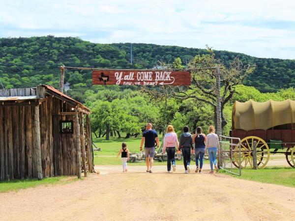 Enchanted Springs Ranch in Boerne