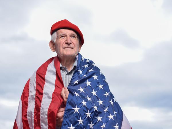 Veteran, military retiree
