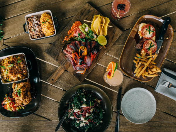 Creekhouse food