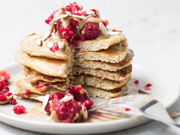 Honey Berry Pancakes & Cafe
