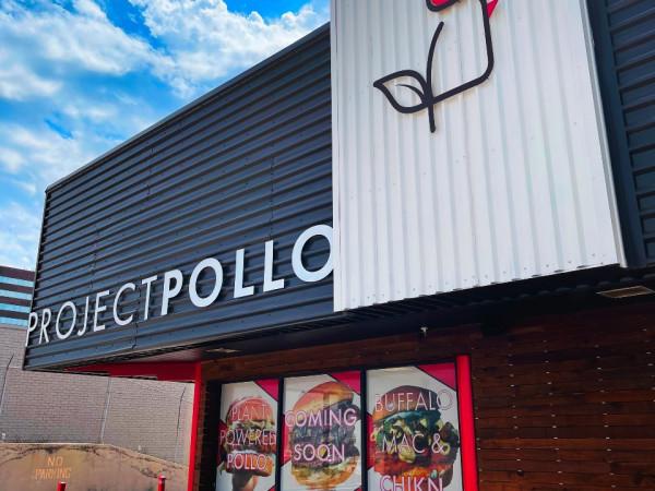 Project Pollo exterior
