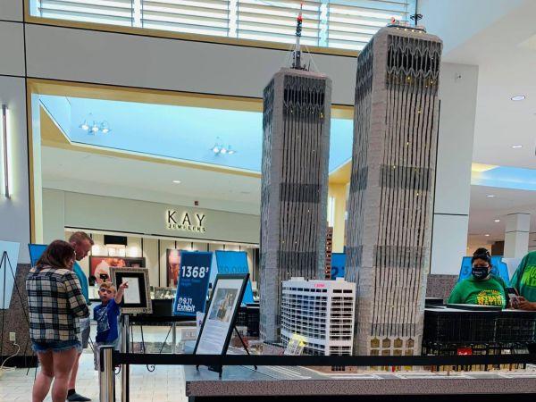 Honor 365 World Trade Center exhibit